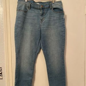 Old Navy Super Skinny Jeans